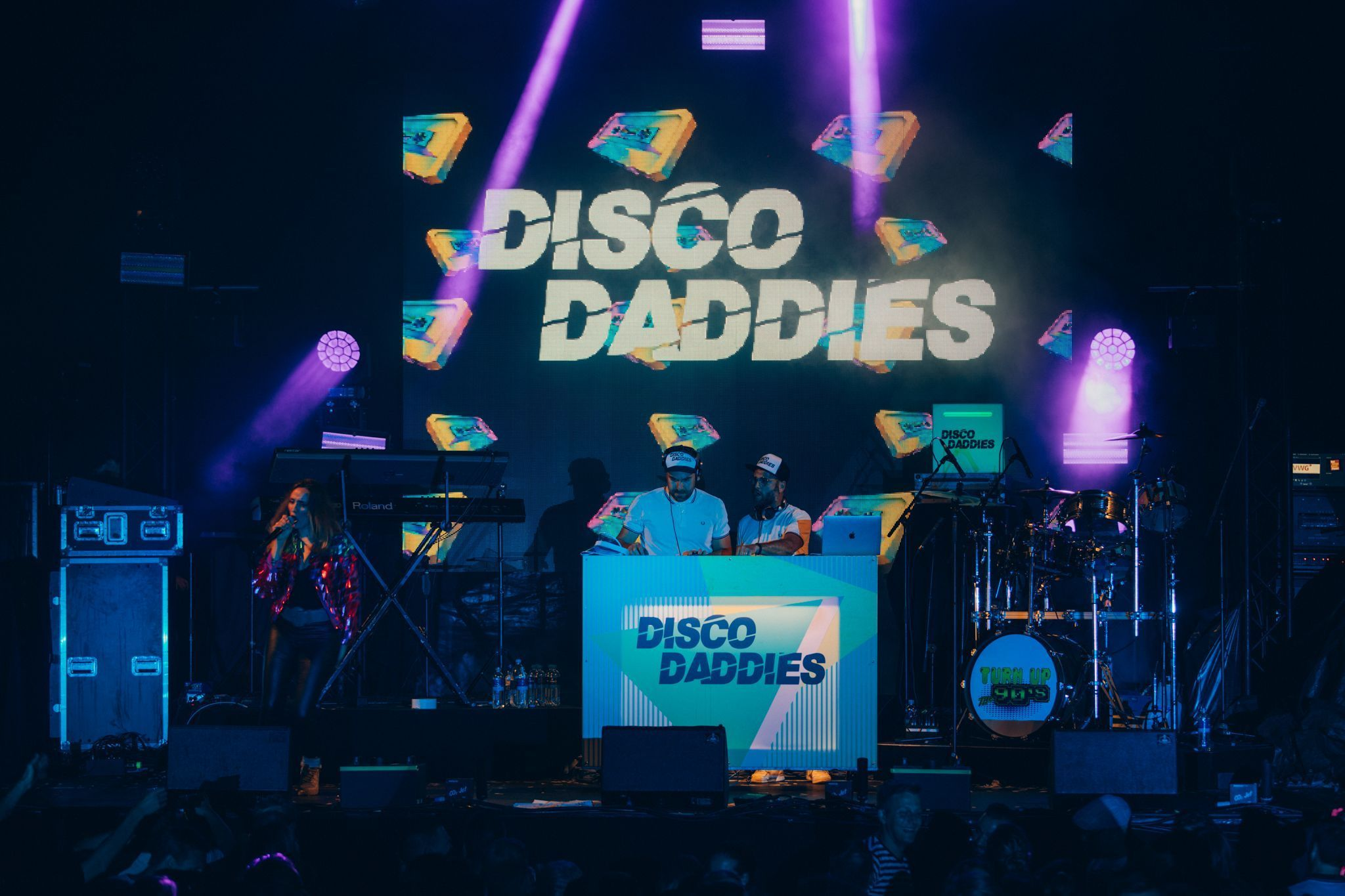 DISCO DADDIES